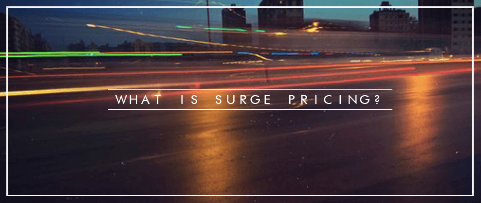 What is Uber Surge Pricing?