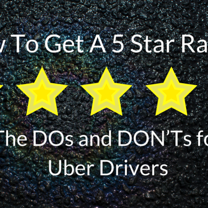 uber driver ratings