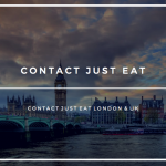 Contact Just Eat Uk Customer Support