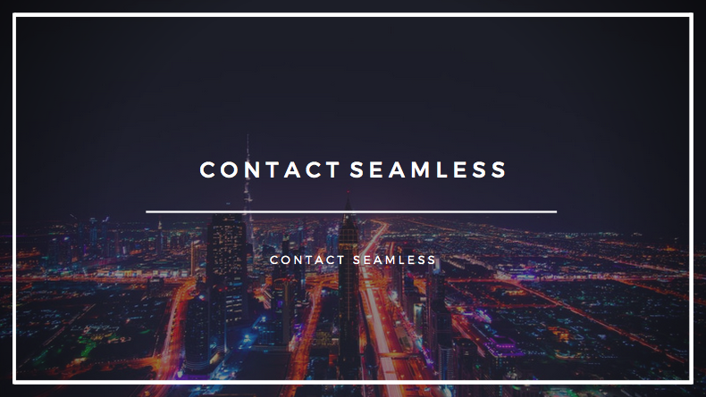 contact seamless phone number customer support human