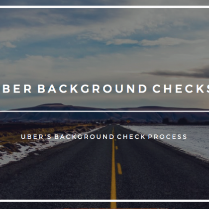 uber background checks Guide to Uber Background Checks How Uber's Background Check System Works (Checkr and Third-Party Background Check Companies) No matter who you are, Uber is going to perform a background check on you