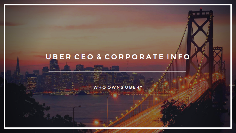 who owns uber