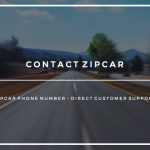 Zipcar Phone Number Contact Support