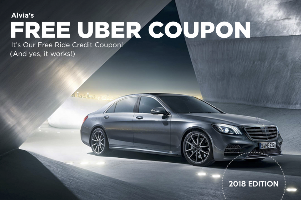 Uber Promo Code for free Uber ride credit