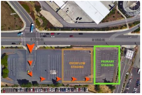 uber seatac staging area rideshare uber seattle tacoma airport guide 2017